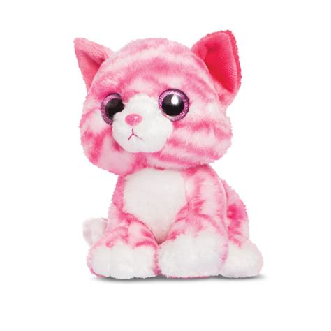 aurora world candies plush soft toy teddy gift 7 inch cat