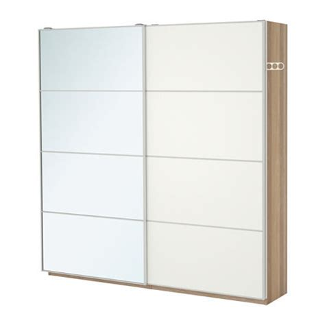 Sliding Frosted Glass Closet Doors Ikea Ikea Pax Wardrobe With Frosted Glass Sliding Wardrobe Doors In Doncaster South