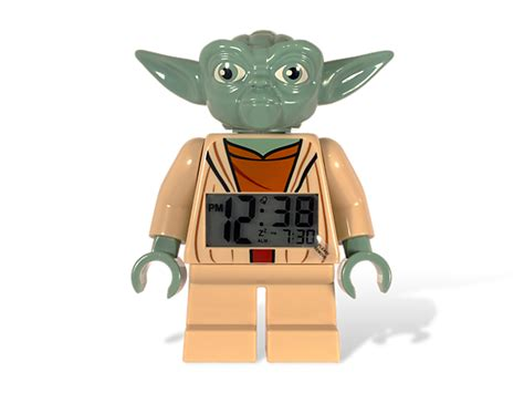 Yoda Ori Lego Minifigure Starwars lego 174 wars yoda minifigure clock lego shop