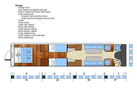 bus motorhome floor plans bus conversion floorplan enjoy cers pinterest