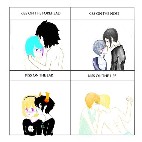 Kiss Meme - anime kiss meme car interior design