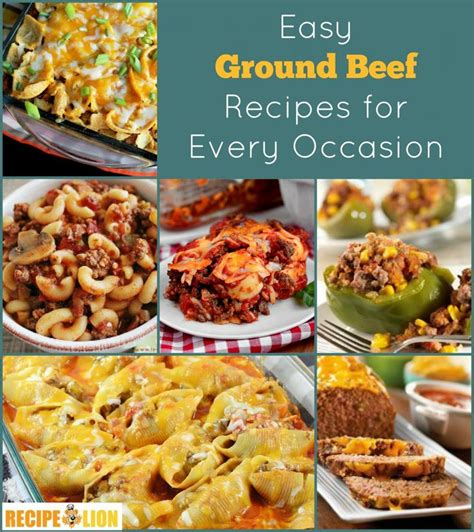 133 easy ground beef recipes stuffed peppers in love