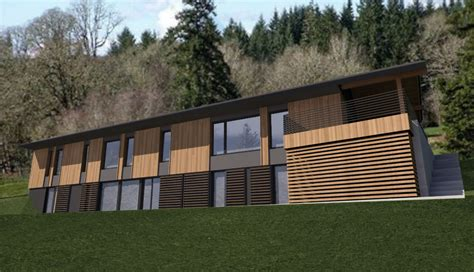 passive house design and construction passive house foundation design and construction optimized at pumpkin ridge hammer