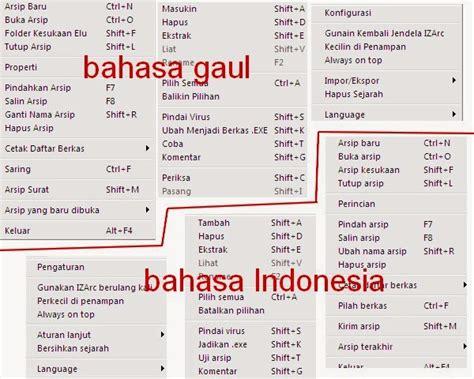 membuat instagram bahasa indonesia membuat opini bahasa gaul sahabat belajar indonesia