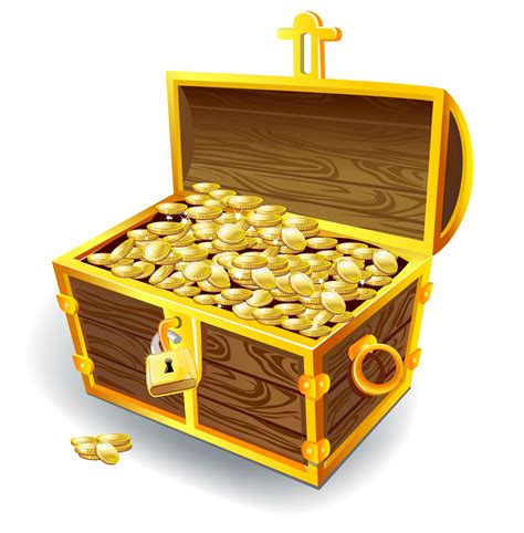 A Box Of Treasures by Open Treasure Box Clipart Clipart Suggest