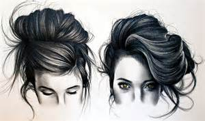 drawing tips the hair on how to draw hair