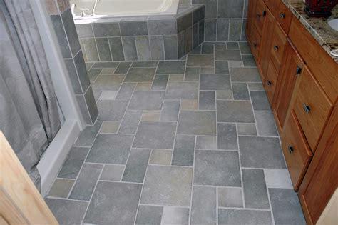 Bathroom Floor Tile Patterns Ideas Brenner Remodeling Bathroom Gallery 4