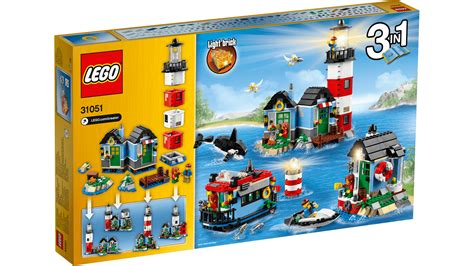 lego creator 3 in 1 31051 lighthouse point products creator lego