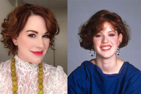 Pretty In Pink Our One by Happy Birthday Molly Ringwald Pretty In Pink Joins