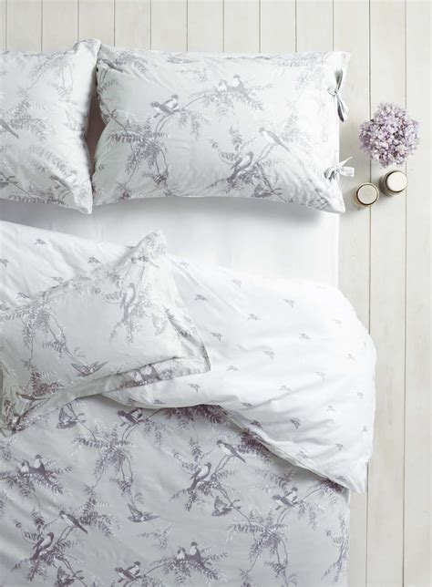 Bhs Duvets by Willoughby Mint Fauna Bedding Bhs Duvet Covers