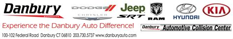 Danbury Chrysler Jeep Dodge by Danbury Chrysler Jeep Dodge Ram New Used Car Dealership