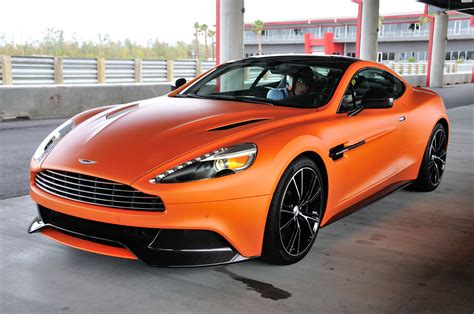 orange aston martin latest cars models 2014 aston martin vanquish