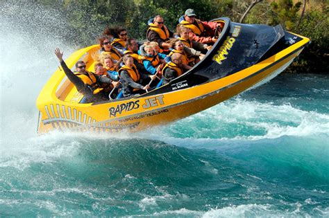 jet boat tour queenstown new zealand best jet boating tours in new zealand thrill seekers