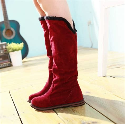flat boots for cheap fashion belief