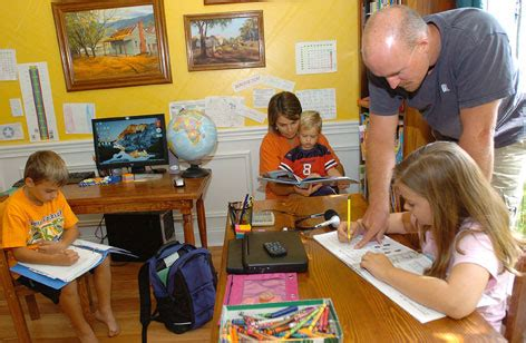how education is improving homeschooling