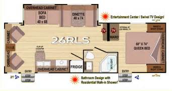 Rv Camper Floor Plans by Trailer Floor Plans Houses Flooring Picture Ideas Blogule