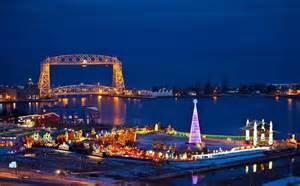 Duluth Light Show Bentleyville Usa Bayfront Festival Park Duluth Mn