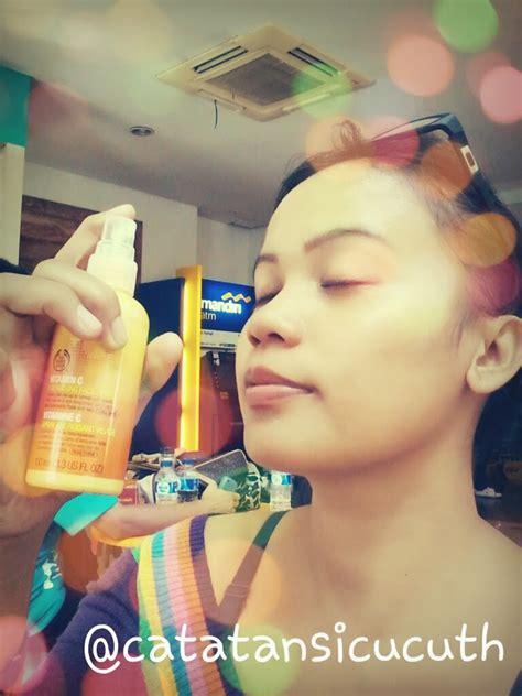 Harga The Shop Vitamin C Energising Spiritz cha tetap segar sepanjang hari dengan produk the