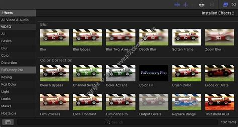 final cut pro effects free download fxfactory pro v7 0 0 5528 macosx a2z p30 download full