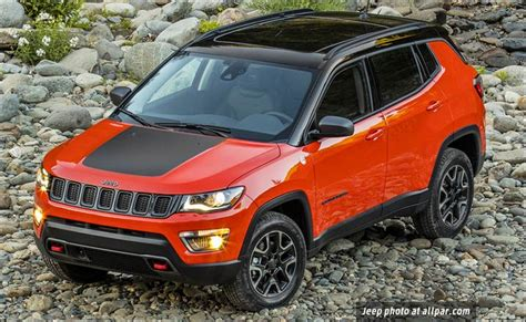 jeep compass sunroof 2017 2018 jeep compass new compact crossover with an old name