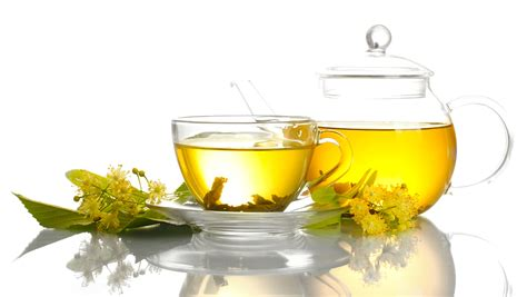 image gallery linden tea