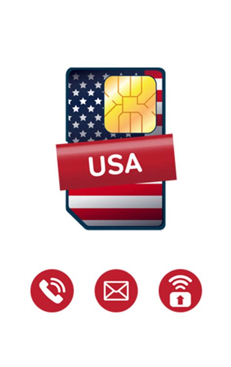 Sim Card Template Usa by Usa Prepaid Sim Card With Unlimited Pack Telestial
