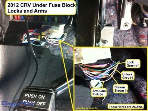 Alarm Honda oem remote start module 2012 crv civic ex honda tech