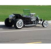 1924 FORD T BUCKET CUSTOM ROADSTER  178040