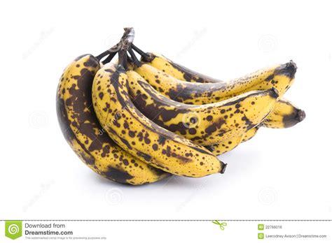 overripe banana bunch royalty free stock image image 22766016