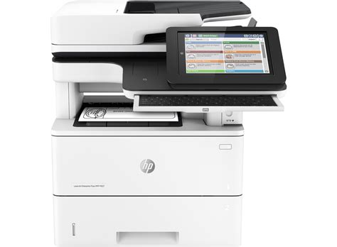 hp laserjet enterprise flow mfp m527z printer hp store