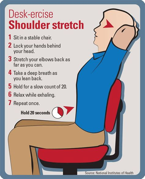 shoulder pain from sitting at desk 89 best images about exercises at home on pinterest