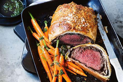 Colin Fassnidge's beef Wellington (or Dublin)   Recipes