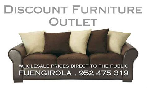 Cheap Furniture Outlet by Discount Furniture Outlet Fuengirola Beds And Bedroom