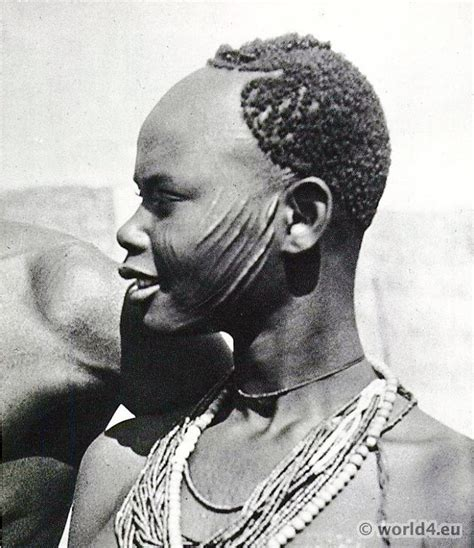 african hairstyles history africa the landscape and the people 1931 costume history