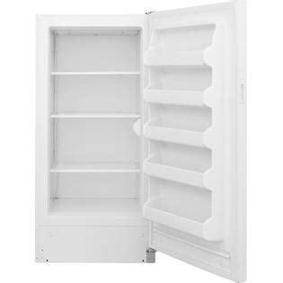 kenmore   cu ft upright freezer white