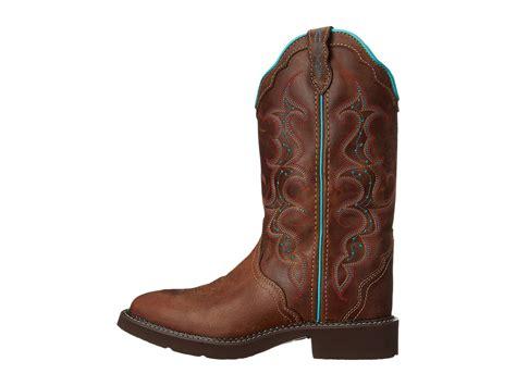 Heels E M O R Y Justine 77emo396 Original Brand 4 Colours justin l2900 jaguar zappos free shipping both ways