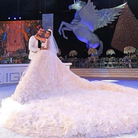 Top Most Expensive Arab Weddings Pictures   HijabiWorld