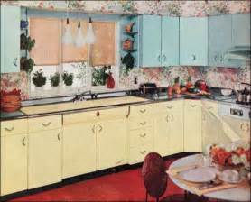 1950s kitchen 1956 youngstown kitchen mid century steel cabinets retro kitchen design