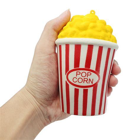 Squishy Pop Corn squishy pop corn 12cm soft rising 8s with packaging