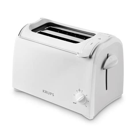 Toaster Krups Krups Toaster Kh 1511 Pro Aroma White Performance