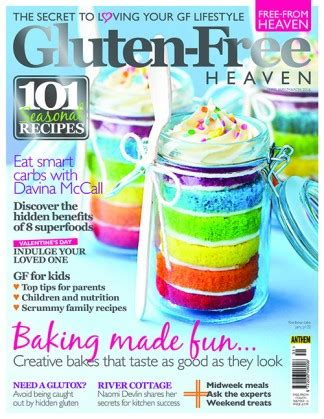 130 free magazines from eiskent co uk gluten free heaven magazine subscription isubscribe co