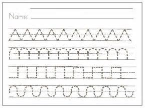 handwriting templates for preschool preschool writing patterns writing patterns worksheets