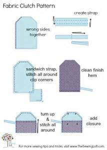 clutch purse templates easy to make clutch purse pattern skip to my lou