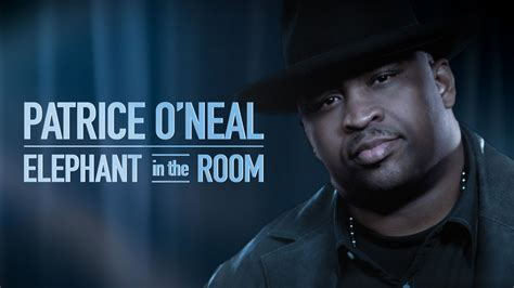 elephant in the room comedy stand up specials patrice o neal elephant in the room episode comedy central