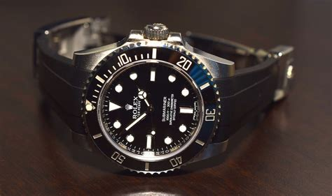 RubberB Strap For Rolex Submariner & GMT Master II Review