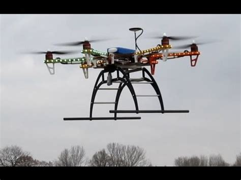 Dji F550 Hexacopter hexacopter dji f550 in the strong wind by gopro