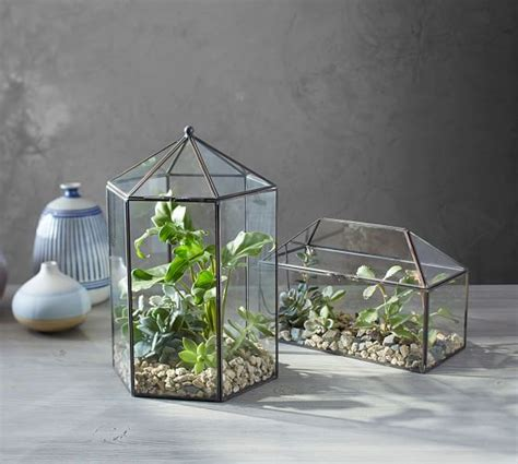 New Kitchen Furniture by Glass Terrarium Pottery Barn