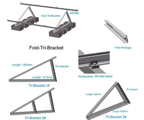 tilt brackets for solar panels fixed tilt solar pv panel bracket mounting system solar