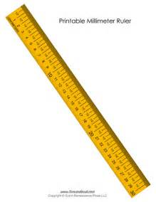 Printable Ruler Printable Millimeter Ruler Tim S Printables