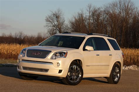 gmc denali 2012 automotive trends 187 review 2012 gmc acadia denali